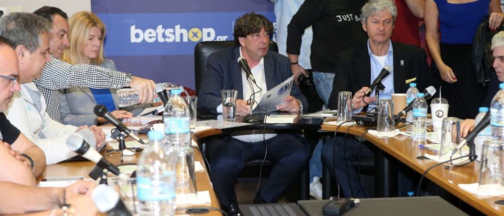 Η απόφαση του ΔΣ του ΕΣΑΚΕ για το πρωτάθλημα