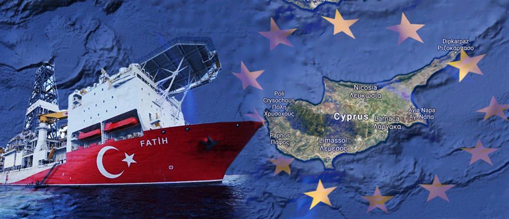 """Στον """"προθάλαμο"""" ευρωπαϊκών κυρώσεων η Τουρκία"""
