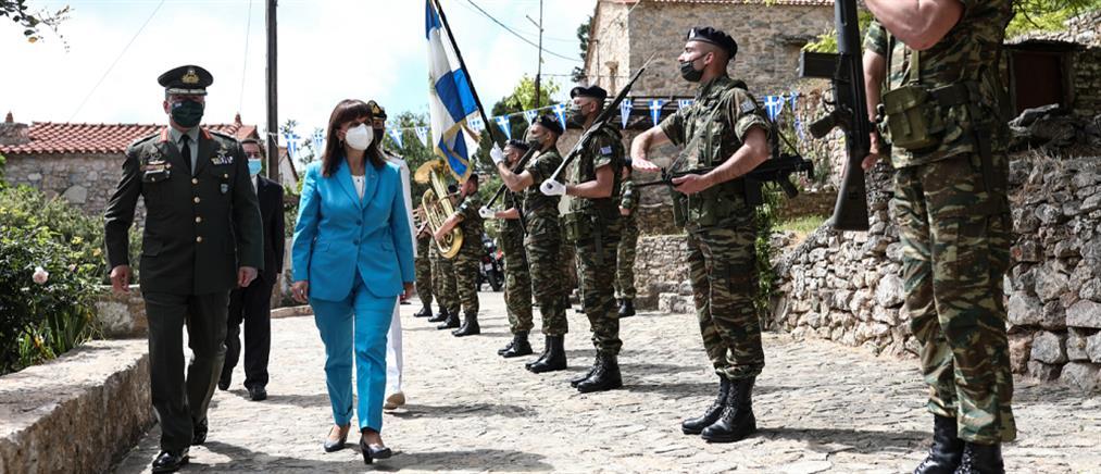 Σακελλαροπούλου από Χίο: Η Σφαγή εξακολουθεί να μας συγκλονίζει