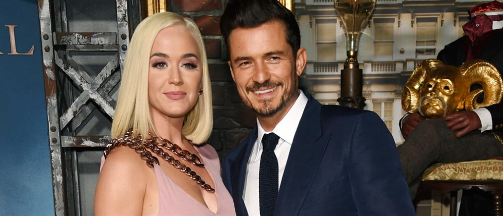 """Katy Perry- Orlando Bloom: """"Ήρθε"""" το πρώτο τους παιδί"""