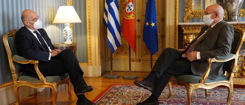 Δένδιας: διερευνητικές με την Τουρκία μόνο για ΑΟΖ και υφαλοκρηπίδα