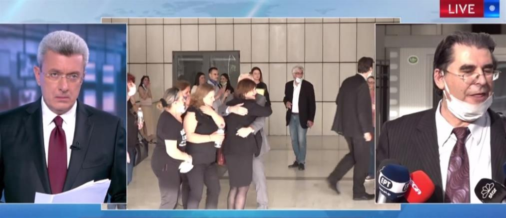 Γιάννης Τοπαλούδης στον ΑΝΤ1: Τα ισόβια πρέπει να είναι πραγματικά (βίντεο)