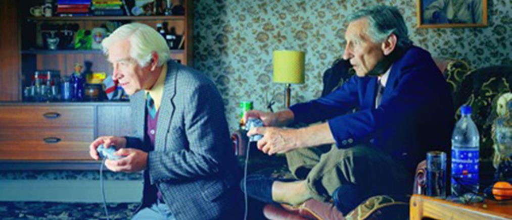 Τα ηλεκτρονικά παιχνίδια «γυμνάζουν» τον εγκέφαλο των ηλικιωμένων