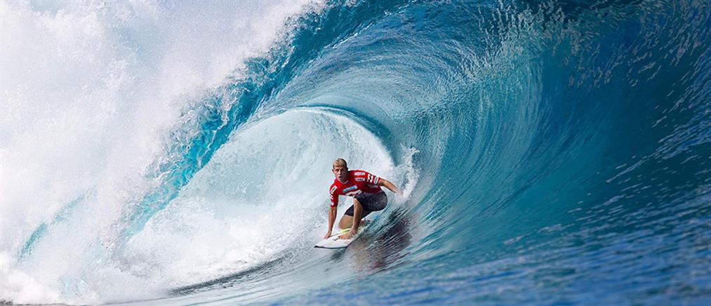 Σερφ στα πιο επικίνδυνα κύματα του κόσμου