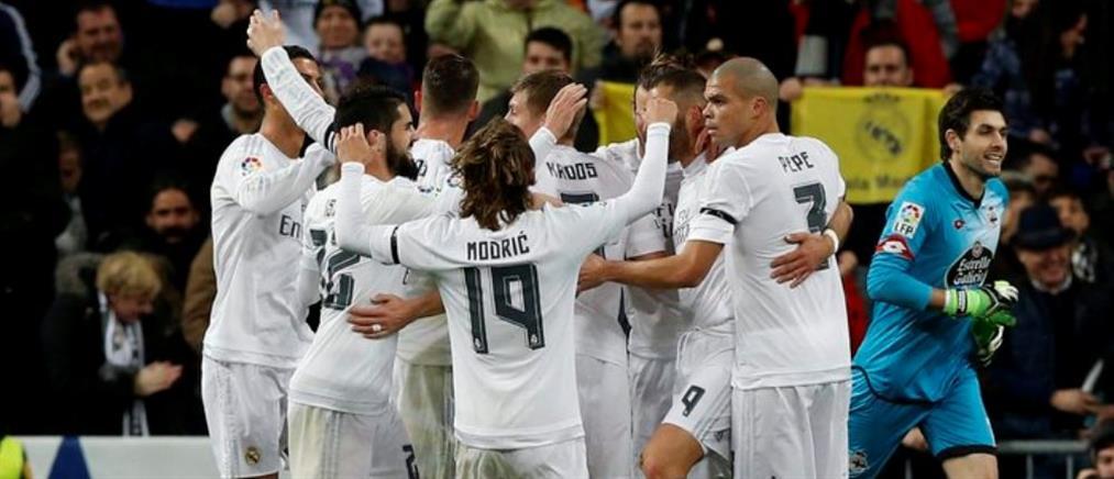 "Champions League: Ρεάλ και Βόλφσμπουργκ ""σφραγίζουν"" την πρόκριση"