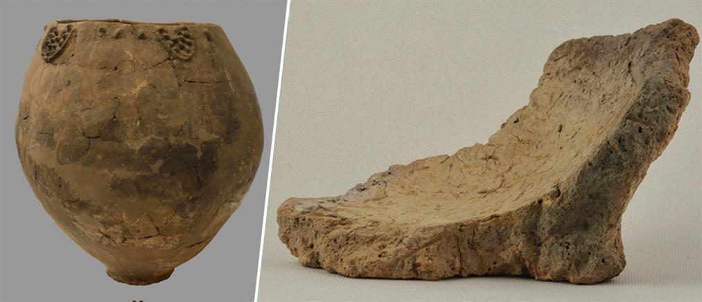 Βρέθηκαν ίχνη κρασιού 8000 ετών! (φωτο)