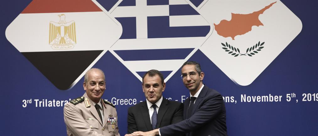 Καταδίκη της Τουρκίας από Ελλάδα, Αίγυπτο και Κύπρο για τις προκλήσεις