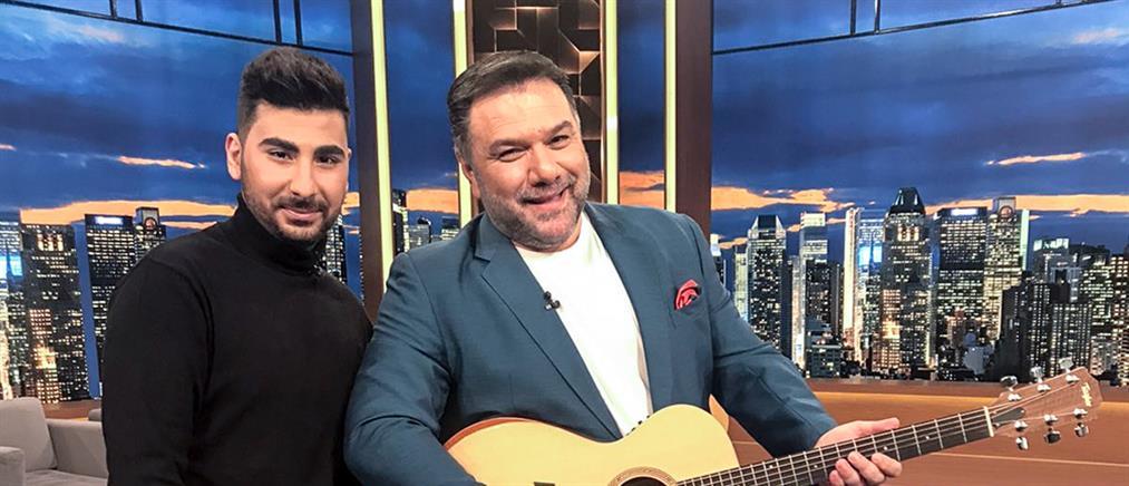 Κωνσταντίνος Παντελίδης: θέλω να κυκλοφορήσω όλα τα τραγούδια του Παντελή (βίντεο)