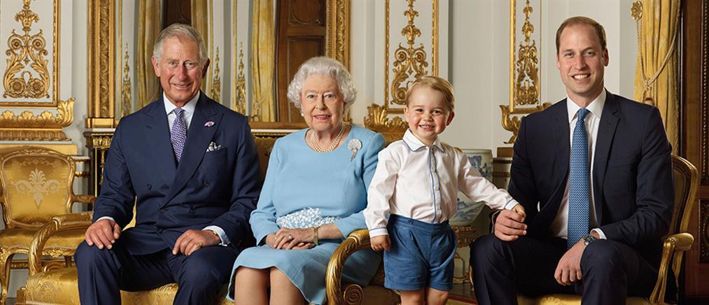 Πρίγκιπας Τζορτζ: Ο διάδοχος του θρόνου έγινε γραμματόσημο (φωτό)