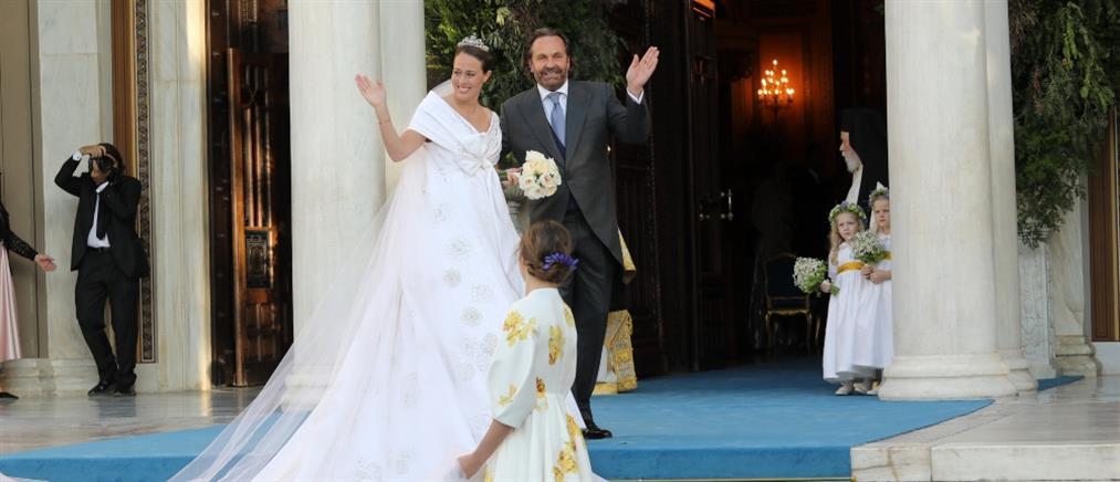 Φίλιππος - Νίνα Φλορ: Η μπομπονιέρα και το μενού του γάμου (εικόνες)