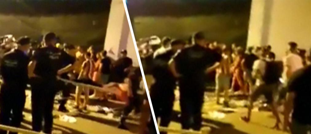 Αλγερία: Νεκροί και τραυματίες σε συναυλία ράπερ (εικόνες)