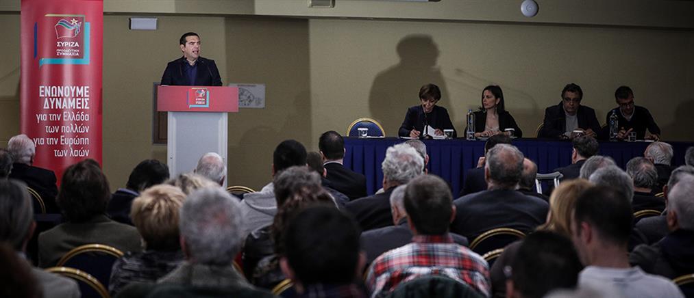Τσίπρας: Αν υπήρχε Νόμπελ άστοχων προβλέψεων θα το έπαιρνε ο Μητσοτάκης