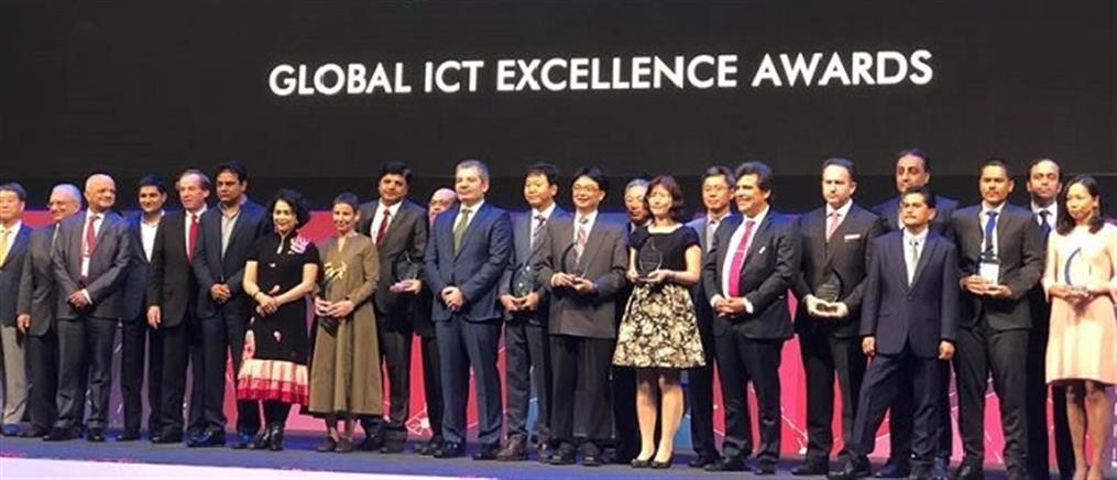 Τρεις ελληνικές εταιρείες βραβεύθηκαν στα WITSA Global ICT Excellence Awards 2018