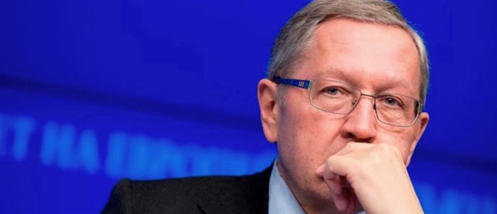 Ρέγκλινγκ: το ΔΝΤ θα είναι μέρος της λύσης για το ελληνικό ζήτημα
