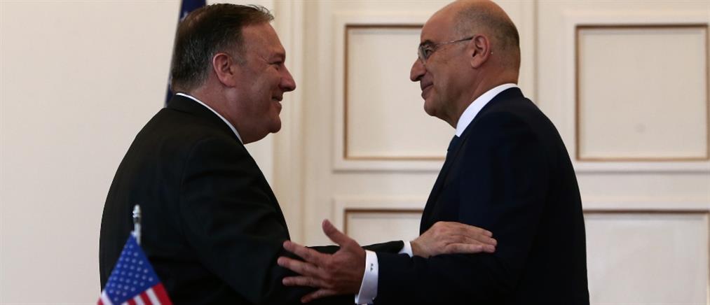 Πομπέο: Δε θα επιτρέψουμε στην Τουρκία παράνομες γεωτρήσεις