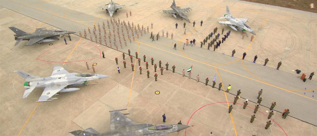 Κοινές στρατιωτικές ασκήσεις Ελλάδας - ΗΑΕ στη Σούδα (εικόνες)