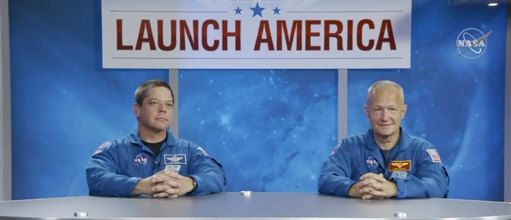 NASA: πρώτη επανδρωμένη αποστολή από το 2011
