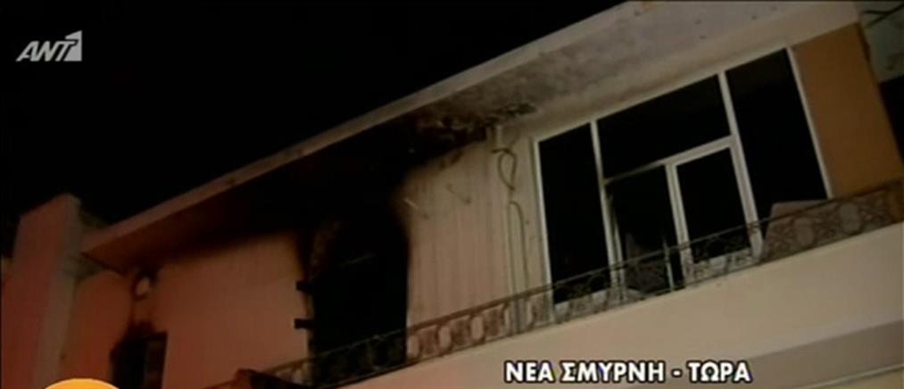 """""""Συναγερμός"""" από φωτιά σε διαμέρισμα (εικόνες)"""
