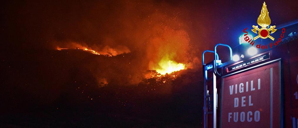 Ιταλία: Κάηκαν πάνω από 1,5 εκατομμύριο στρέμματα δάσους το 2021