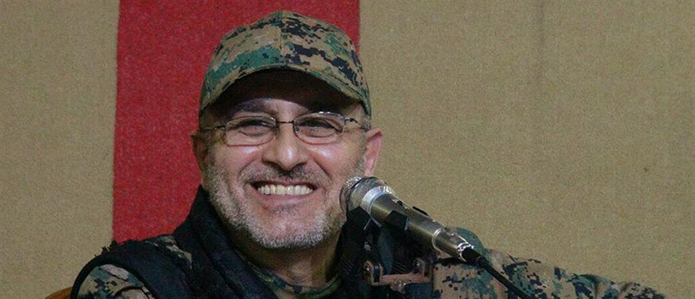 Νεκρό ηγετικό στέλεχος της Χεζμπολάχ