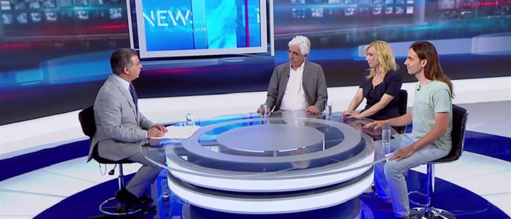 Εκλογές 2019: Παρασκευόπουλος, Τζουβελέκη Ρεπούσκου και Αρσένης στον ΑΝΤ1 (βίντεο)