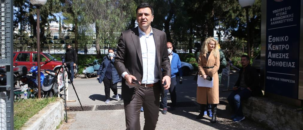 Κικίλιας: Κρίσιμος μήνας ο Απρίλιος, καμία χαλάρωση στα μέτρα για τον κορονοϊό