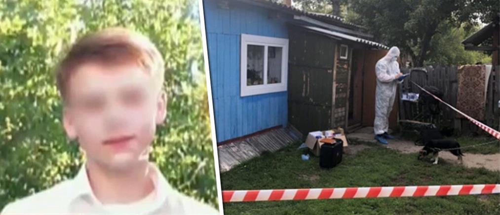 Σοκ: 16χρονος σκότωσε με τσεκούρι όλη την οικογένεια του (εικόνες)