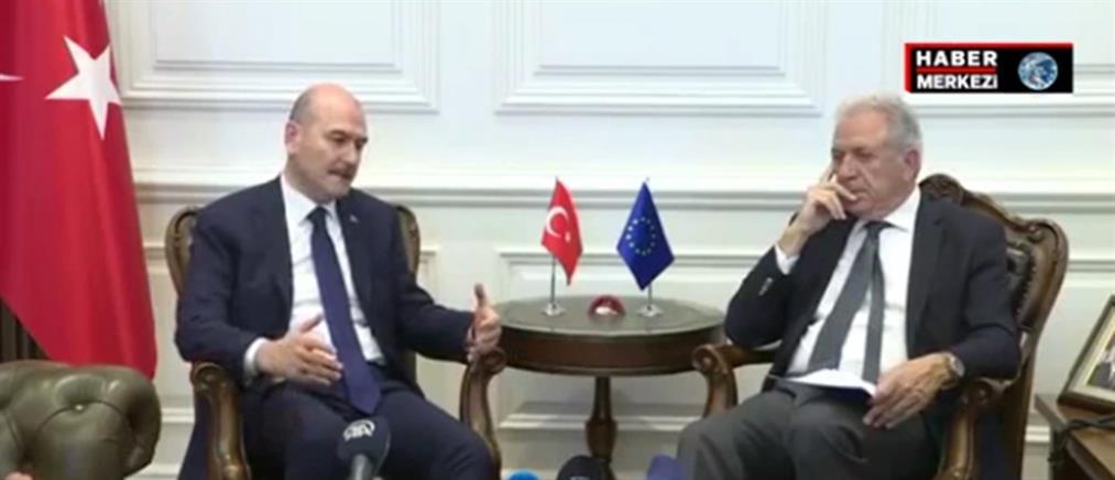 """Ζητάνε και τα… """"ρέστα"""" οι Τούρκοι στο μεταναστευτικό"""