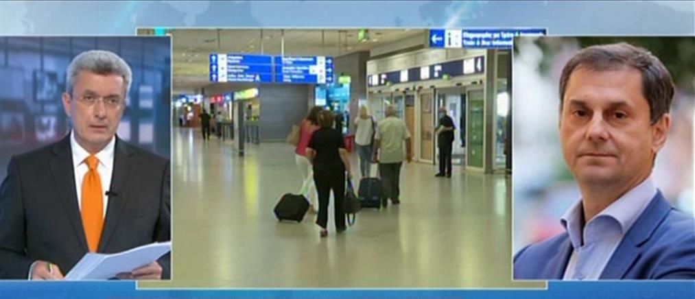 """Θεοχάρης στον ΑΝΤ1: Αγγλία και Σουηδία θα """"ανοίξουν"""" όταν το επιτρέψουν οι επιδημιολόγοι (βίντεο)"""