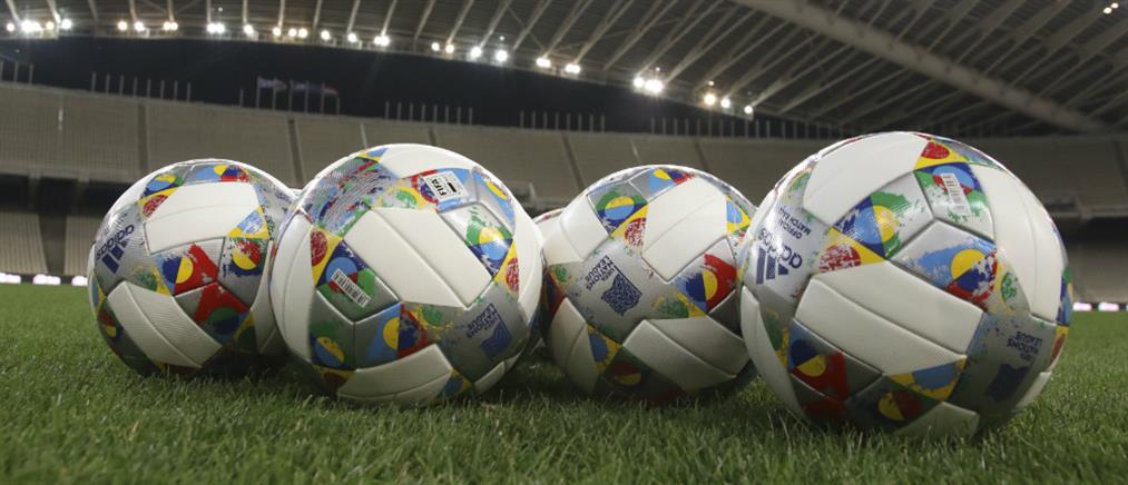 Μεγάλα ντέρμπι στο Nations League: με την Εσθονία η Εθνική