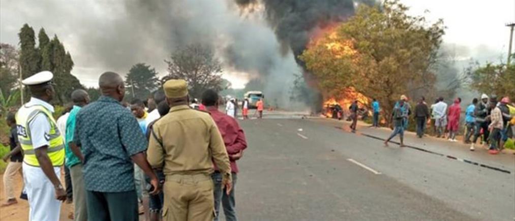 Τανζανία: μακραίνει ο κατάλογος των νεκρών από την έκρηξη σε βυτιοφόρο
