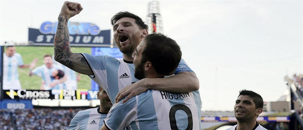"Copa America: Πέρασε ""αέρα"" στα ημιτελικά η Αργεντινή"