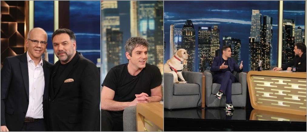 """The 2Night Show"": βραδιά αποκαλύψεων στον ΑΝΤ1 (εικόνες)"