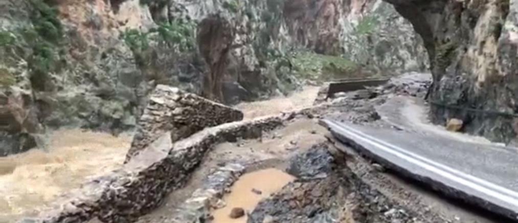Ρέθυμνο: χρηματοδότηση σε πλημμυροπαθείς δήμους