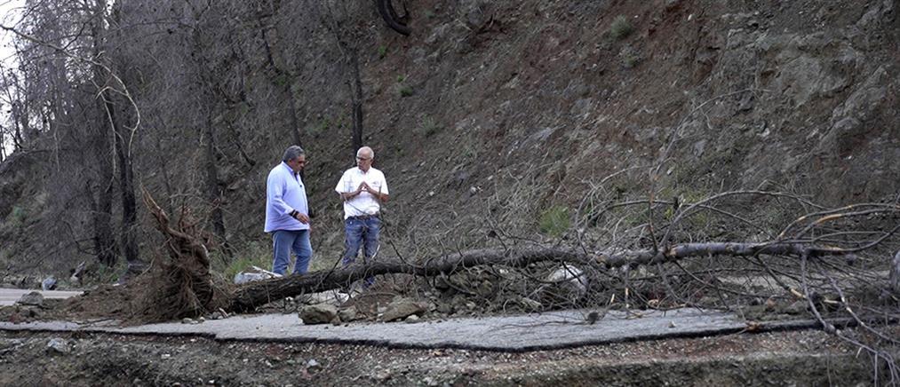 """Special Report"": οι αρνητές του κορονοϊού και η ετοιμότητα μπροστά σε νέες πλημμύρες"