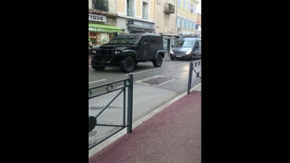Συνέλαβαν τον άνδρα που κλειδώθηκε σε μουσείο στη Γαλλία