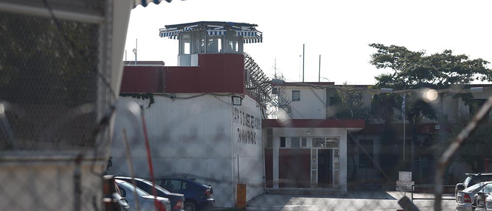 Φυλακές Διαβατών: Νεκρός κι άλλος κρατούμενος από κορονοϊό