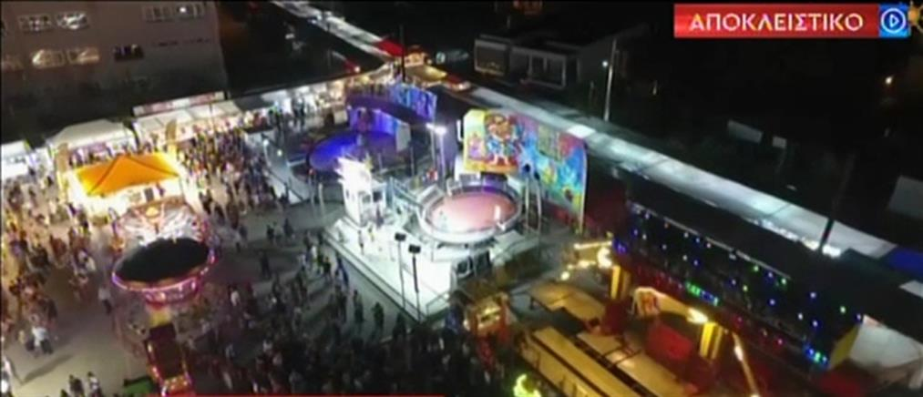 Ιδιοκτήτρια λούνα παρκ στον ΑΝΤ1: Δεν φταίω για τον θάνατο του παιδιού (βίντεο)