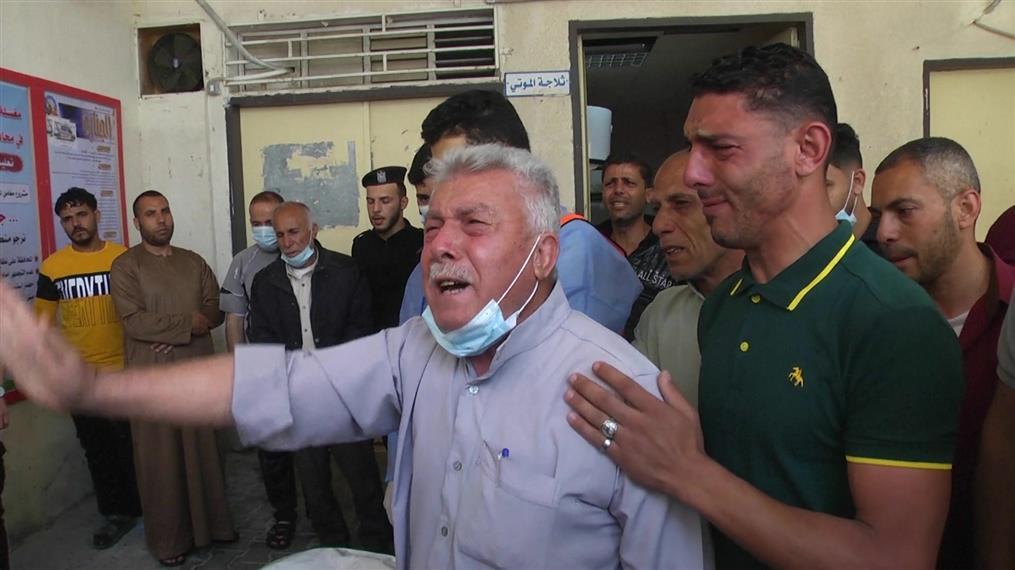 Οικογένεια Παλαιστινίων ξεκληρίστηκε μέσα στο σπίτι της