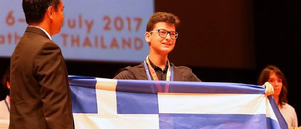 Ο 17χρονος Έλληνας που κατέκτησε χάλκινο μετάλλιο στην Ολυμπιάδα Χημείας