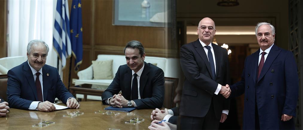 """Διπλωματικός """"πυρετός"""" πριν τη Διάσκεψη του Βερολίνου για τη Λιβύη"""