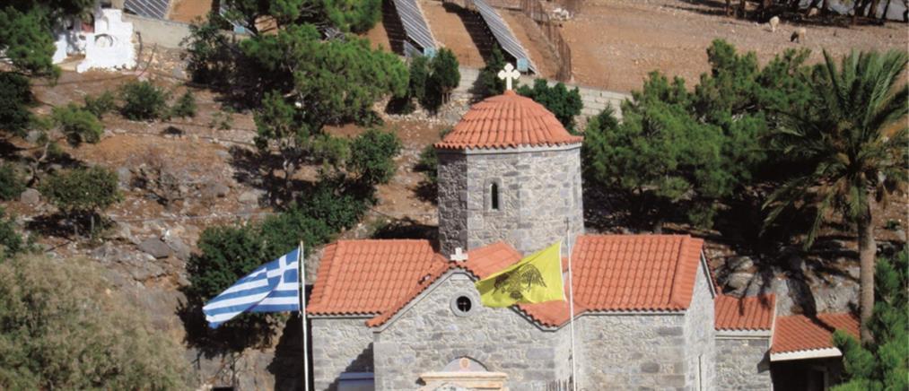 Μονή Κουδουμά: το Άγιον όρος της Κρήτης!