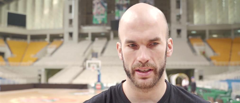 Ο Νικ Καλάθης αποκαλύπτει την τακτική του για το ματς με την Ρεάλ (βίντεο)