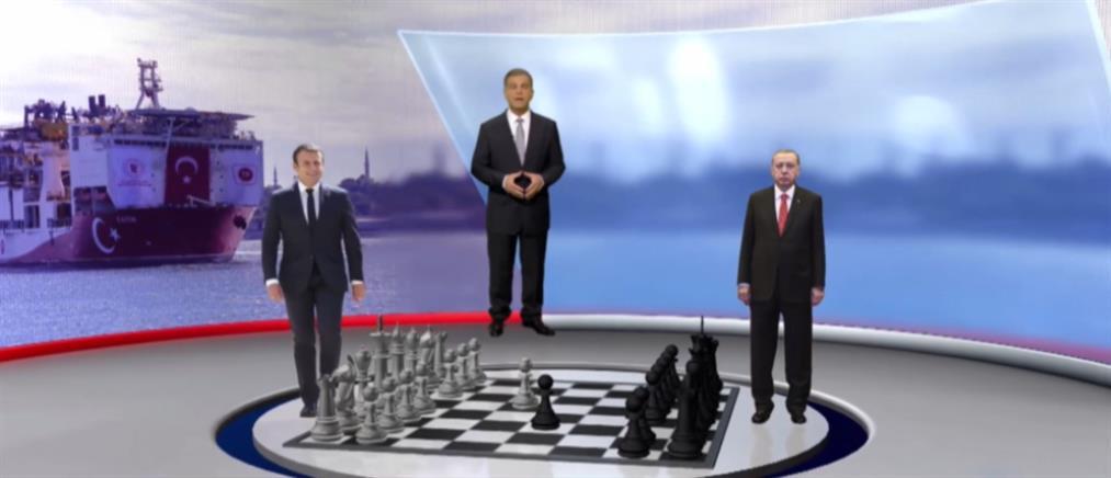 """Γιατί η Τουρκία """"κοντράρει"""" την Γαλλία (βίντεο)"""