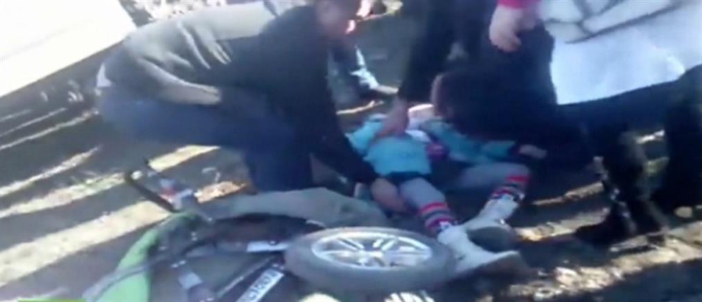 Τραγωδία: Ουκρανικό τανκ παρέσυρε και σκότωσε 8χρονο κοριτσάκι