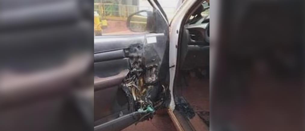 Μην αφήνετε στο αυτοκίνητο το αντισηπτικό – Δείτε γιατί
