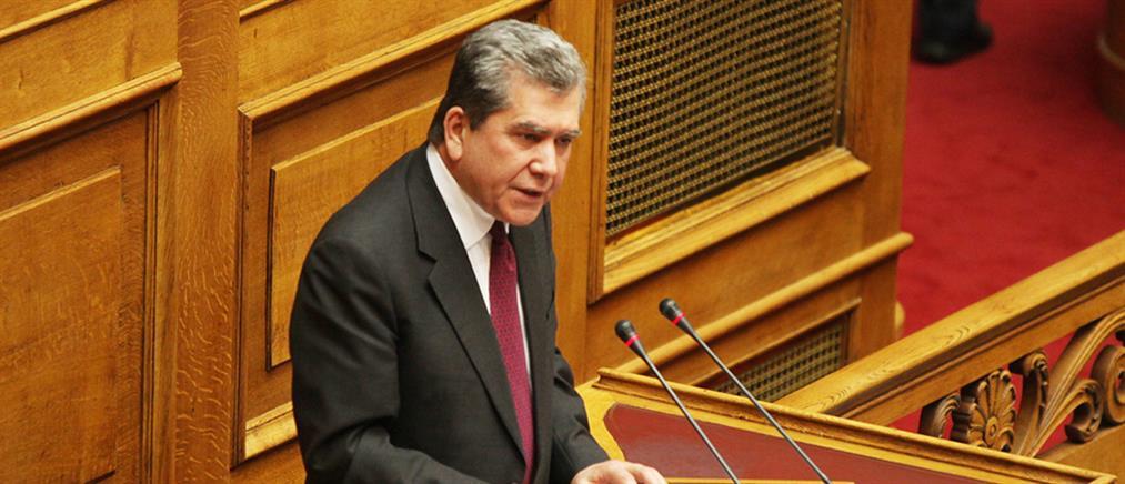 Μητρόπουλος: Αυτό είναι πακέτο εξόδου και όχι συμφωνίας