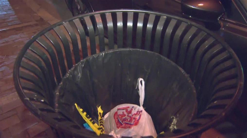 Μωρό βρέθηκε στα σκουπίδια