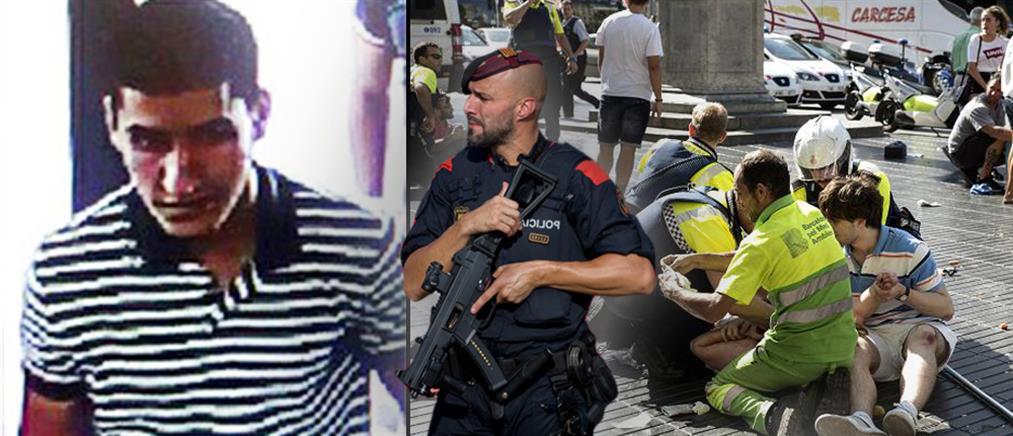 Νεκρός από πυρά αστυνομικών ο μακελάρης της Βαρκελώνης