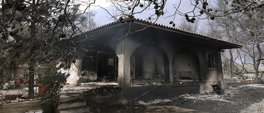 Σταϊκούρας: αποζημιώσεις σε πυρόπληκτους από την 1η Μαΐου
